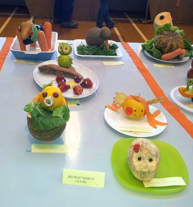 Fruit & Vegetable Novelties