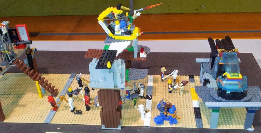 Lego etc Constructions
